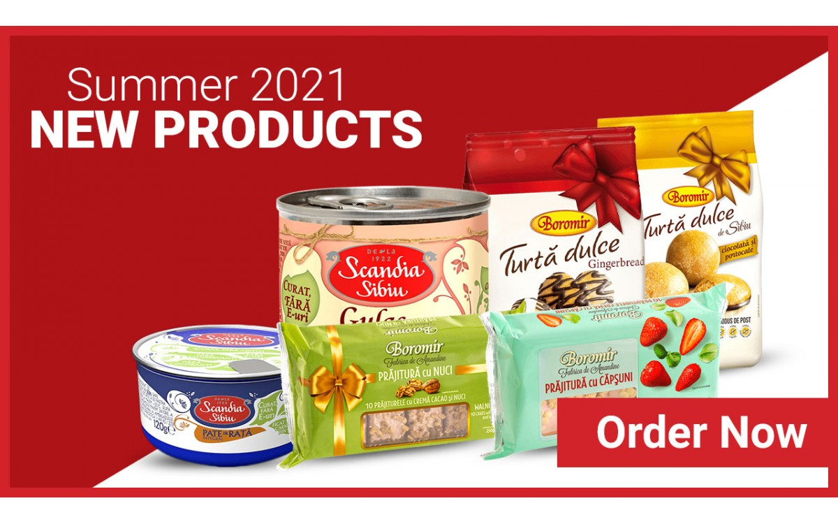 April 2021 - New Products