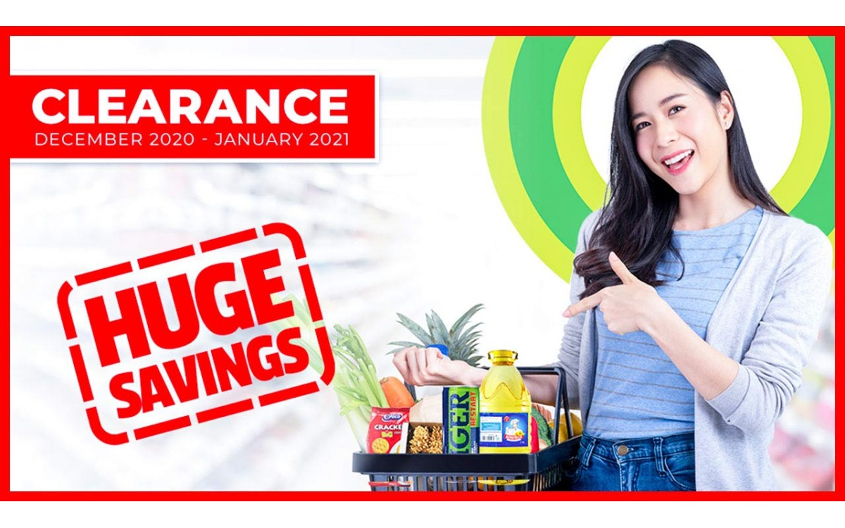 December Clearance Items 2020