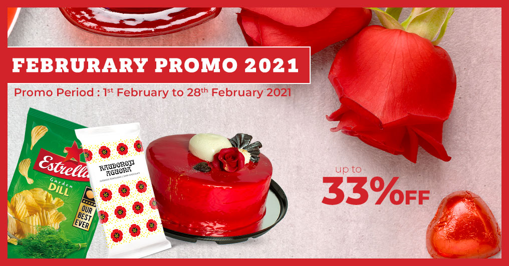 February Offers 2021