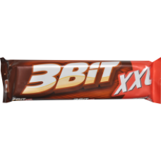 3 Bit - Chocolate Bar XXL 46g