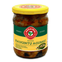 Kedainiu Konservai - Pickled Cucumber Soup 500ml