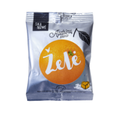 Skanove - Orange Flavour Jelly 95g