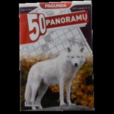 50 Panoramu Pagunda - Lithuanian Crosswords