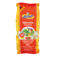 Alexander - Sibirskie Dumplings 900g