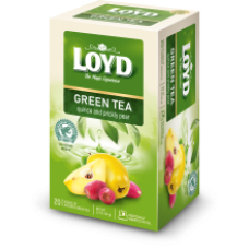 Loyd - Green Sense Quince and Cactus Tea 20x1.7g
