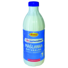 Jana - Buttermilk Natural Flavour 1.5% Fat 1l