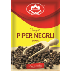 Fuchs - Cosmin Black Peppers Whole 17g / Piper Negru Boabe 17g