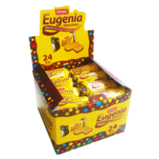 Dobrogea - Eugenia Biscuits With Cocoa Cream / Eugenii Cacao 36g