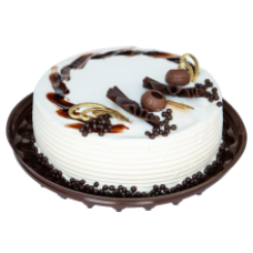Home Foods - Marshmallow Cake 850g
