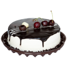 Home Foods - Cherry & Chocolate Cake 1kg
