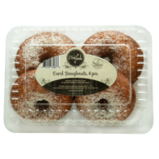 Home Foods - 4 Curd Doughnuts