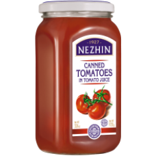 Nezhin - Canned Tomatoes in Tomato Juice 920g