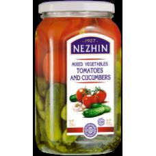 Nezhin - Marinated Mixed Vegetables Nezhin Style Nr1 920ml