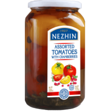 Nezhin - Assorted Tomatoes with Cranberries 920g