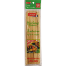 Oskar - BBQ wood skewers (50pcs)