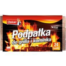 Oskar - Fire Lighters EKO 24pcs