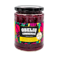 Obeliu - Traditional Pickled Beetroots 500g