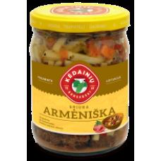 Kedainiu Konservai - Armenian Soup with Beef 480g