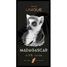 Pergale - Unique Madagascar Milk Chocolate 43%  90g
