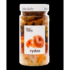 Kasol - Marinated Lactarius Deliciosus / Rydze krojone 280g