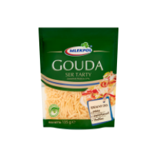 Mlekpol - Gouda grated cheese 135g