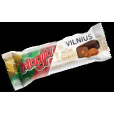 Magija - Glazed Curd Cheese Bar with Cream Caramel  Vilnius 45g