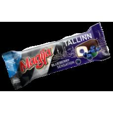 Magija - Glazed Curd Cheese Bar with Blueberry Talinn 45g