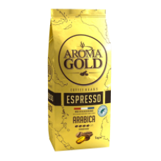 Aroma Gold - Espresso Coffee Beans 1000g