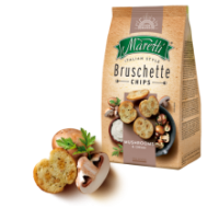 Maretti - Bruschette Mushrooms and Cream 70g