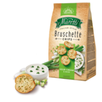 Maretti - Bruschette Sour cream and Onion 70g