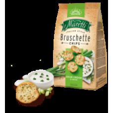 Maretti - Bruschette Sour cream and Onion 70g