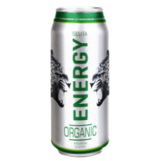 Selita - Organic Energy Drink 500ml can