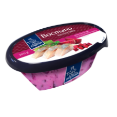 Bocmano - Herring Fillet with Beetroot in Mayonnaise Sauce 300g