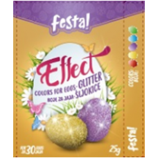 Aveka - Egg Dye 5 Colours Glitter