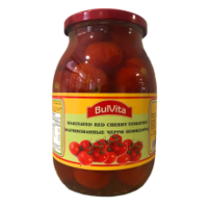 Bulvita - Red Cherry Tomatoes Marinated 1l