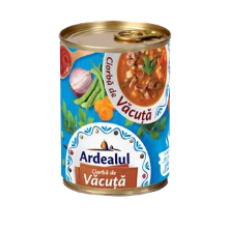 Ardealul - Beef Soup/ Ciorba de Vacuta 390g