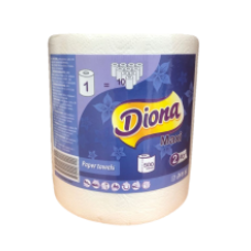 Diona - Paper Towel 2 ply 500 sheets roll