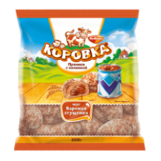 RotFront - Korovka Gingerbread with Caramelized Milk Filling 300g