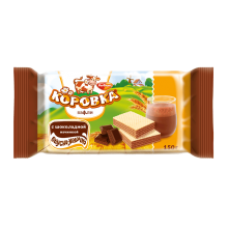 RotFront - Korovka Wafers with Chocolate Filling 150g