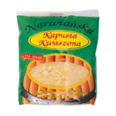 Vita Smak - Sauerkraut in Bag 500g