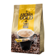 Aroma Gold - Coffee Classic 3in1 170g
