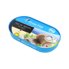 Ocean Fish - Herring Fillet in Oil 170g