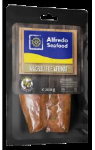 Alfredo - Fillet Mackerel Smoked 200g