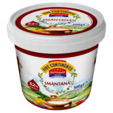 Five Continents - Sour Cream 32% 500 g Bucket