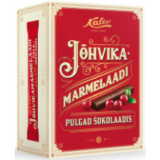 Kalev - Cranberry Jelly Dipped in Chocolate 238g