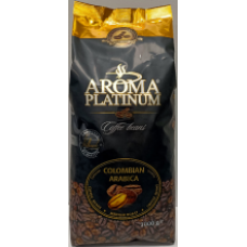 Aroma Platinum - Colombian Arabica Coffee Beans 1000g