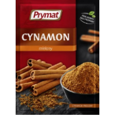 Prymat - Ground Cinnamon 15g