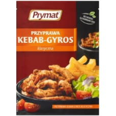 Prymat - Seasoning for Kebab-Gyros 30g