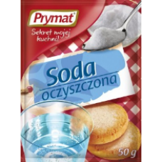 Prymat - Baking Soda 50g