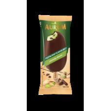 Aurum - Pistachio Ice Cream with Cocoa Coating on Stick 100ml